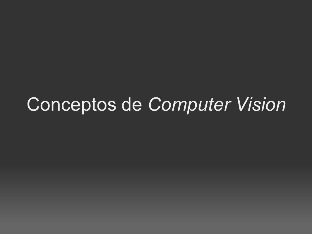 Conceptos de Computer Vision
