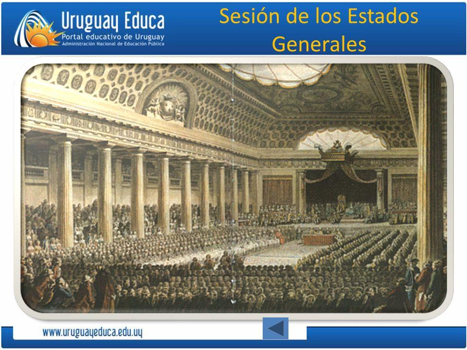 Sesión de los Estados Generales