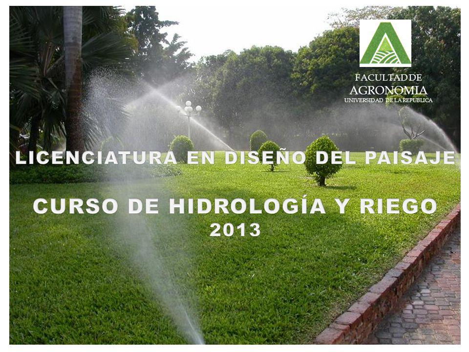 FECHATEMADOCENTE RESPONSABLE 14/31.El Ciclo HidrológicoLisette Bentancor 21/32.