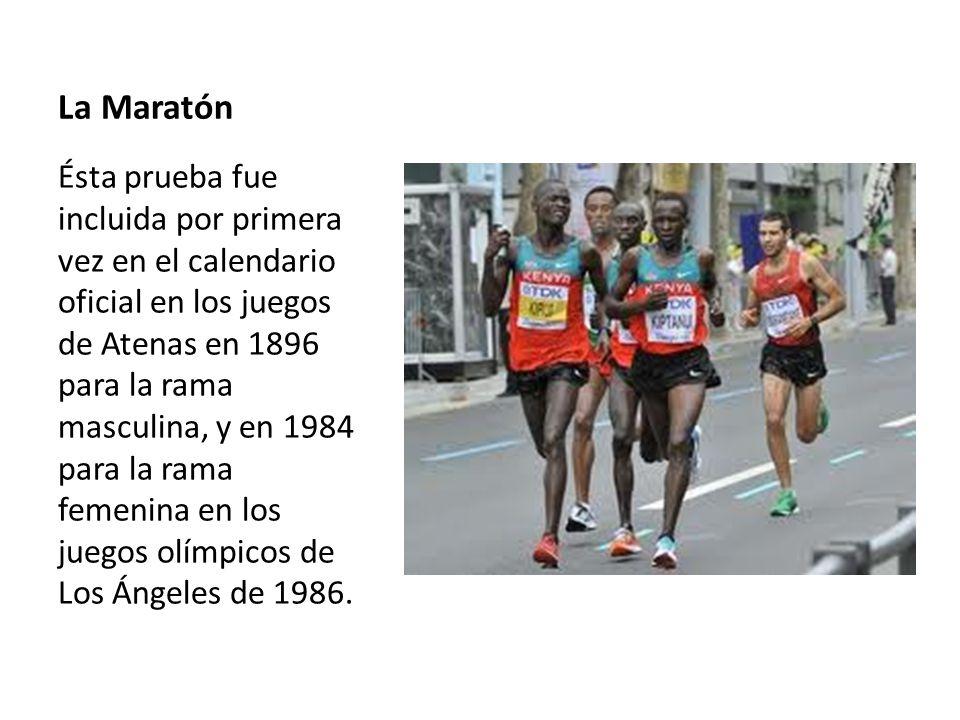Records mundiales Patrick Makau 2 h 03´38 Paula Radcliffe 2h 15´25