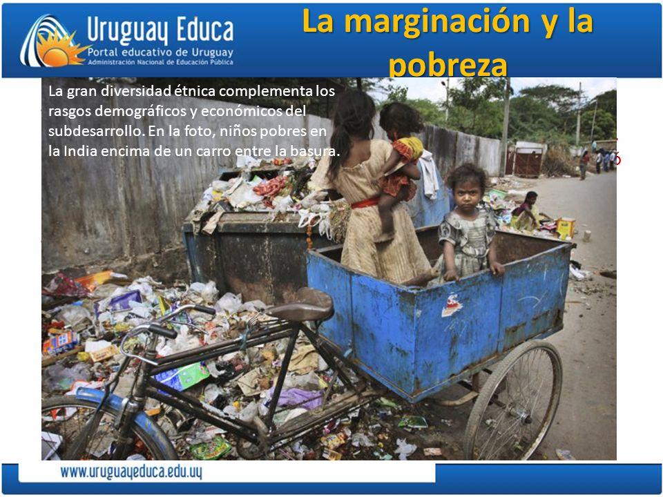 La marginación y la pobreza Pero los más duramente afectados por el colonialismo y en particular por la crisis del 29, fueron los sectores populares.