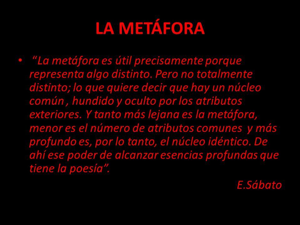 ESQUEMA METÁFORA