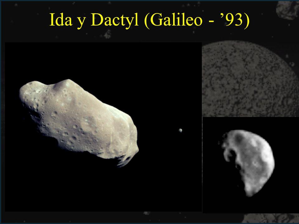 Ida y Dactyl (Galileo - 93)