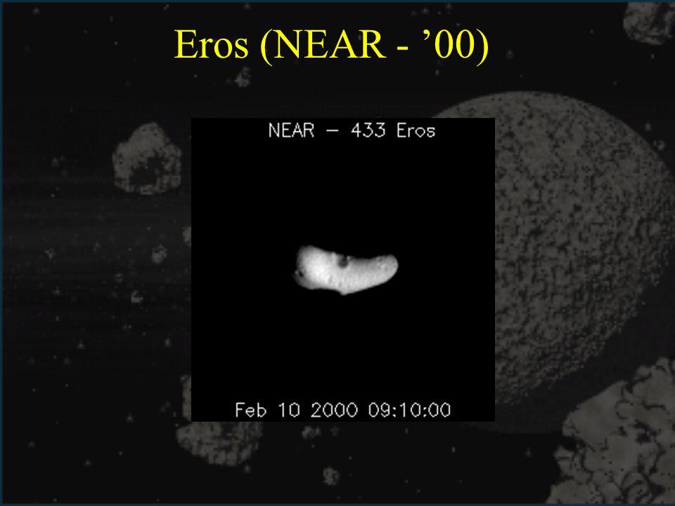 Eros (NEAR - 00)