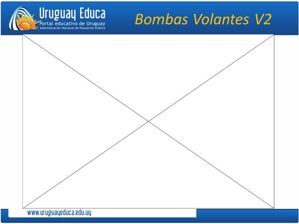 Bombas Volantes V2