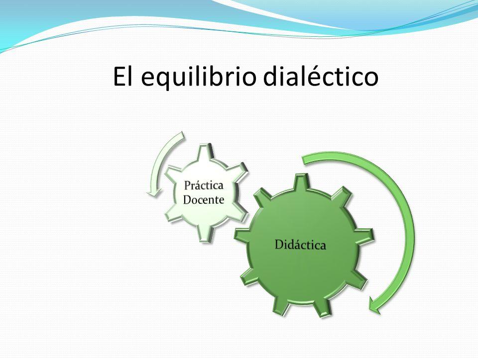 El equilibrio dialéctico