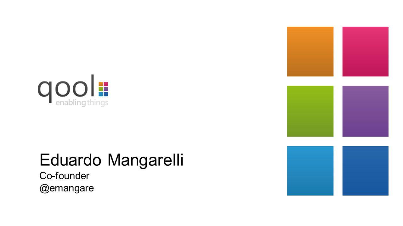Eduardo Mangarelli Co-founder @emangare