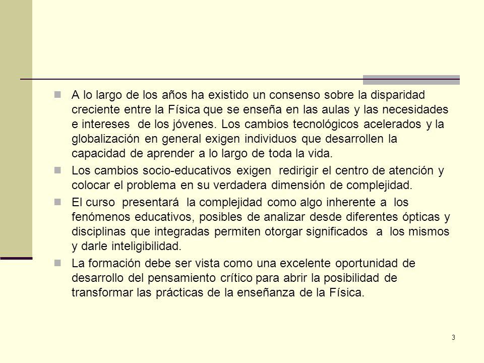 Objetivos Promover el ejercicio de la profesión docente con conciencia de las fortalezas y debilidades como sujeto individual.