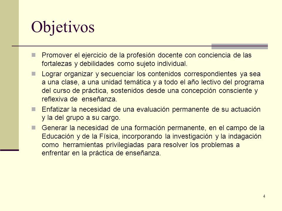 General Planificación (Mz-Ab-My) Contexto (Mz) Perspectivas (Ab) Plan Anual (My) Evaluación (Jn-Jl) Corrientes (Jn) Momentos (Jn) Instrumentos (Jl) Auto y coev (Jl) Investigación Didáctica (Ag-St-Oc) Inv.