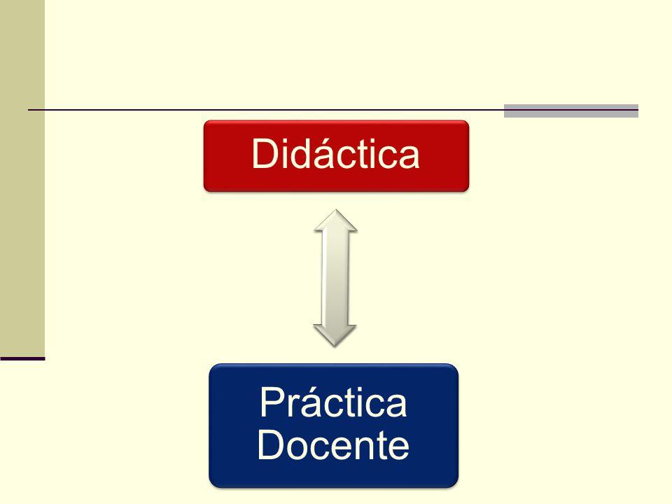 Didáctica Práctica Docente