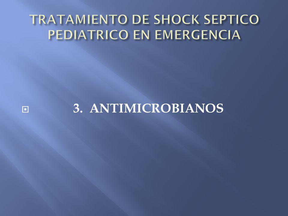 3. ANTIMICROBIANOS