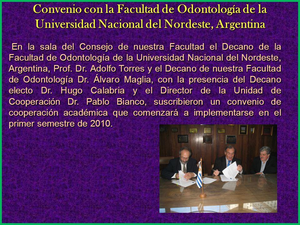 En la sesión de Consejo del día de hoy 17/12/09 el Decano Álvaro Maglia se despide después de dos períodos consecutivos del ejercicio del Decanato.