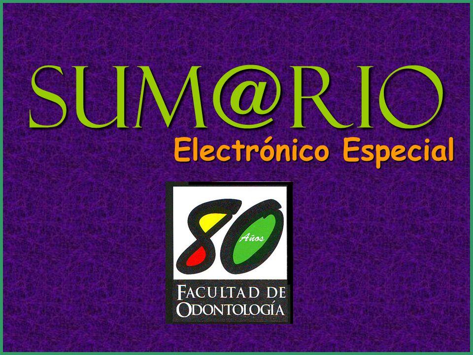 Sum@rio Electrónico Especial