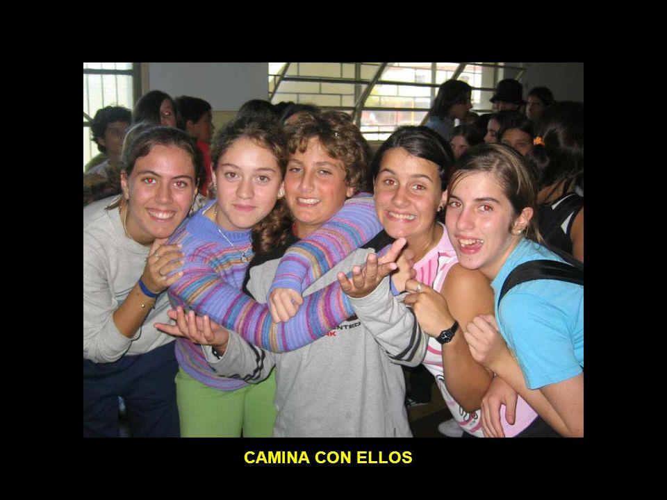 CAMINA CON ELLOS