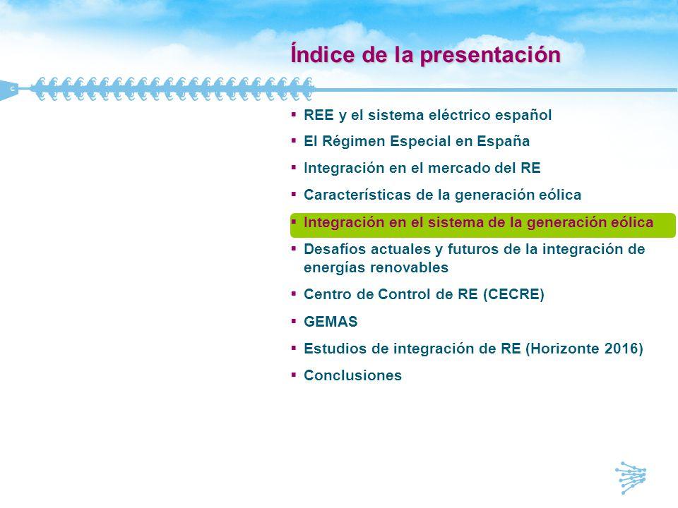 Débil capacidad eléctrica de interconexión con el sistema europeo (UCTE).