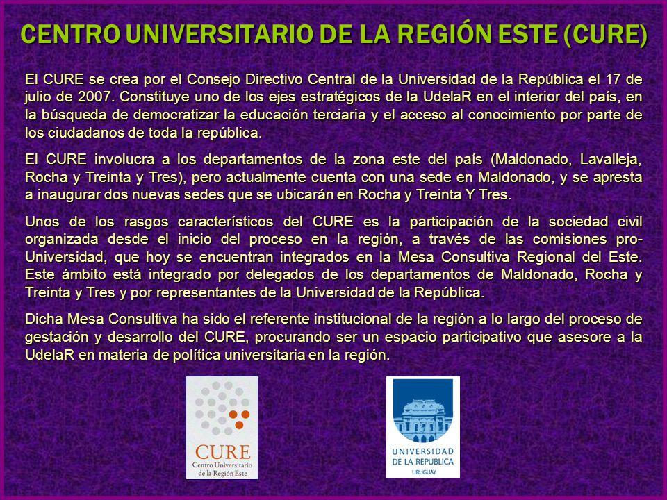 EVALUACIÓN EXTERNA El 3, 4 y 5 de noviembre estarán en nuestra Facultad los Evaluadores Externos seleccionados por la Comisión Central de Evaluación Institucional de la Universidad de la República.