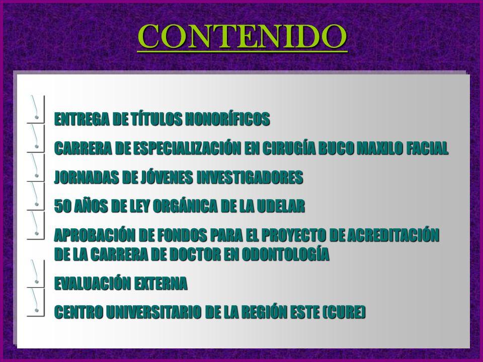 Sum@rio Electrónico Nº 11 Órgano Oficial de Difusión de la Facultad de Odontología Año II.