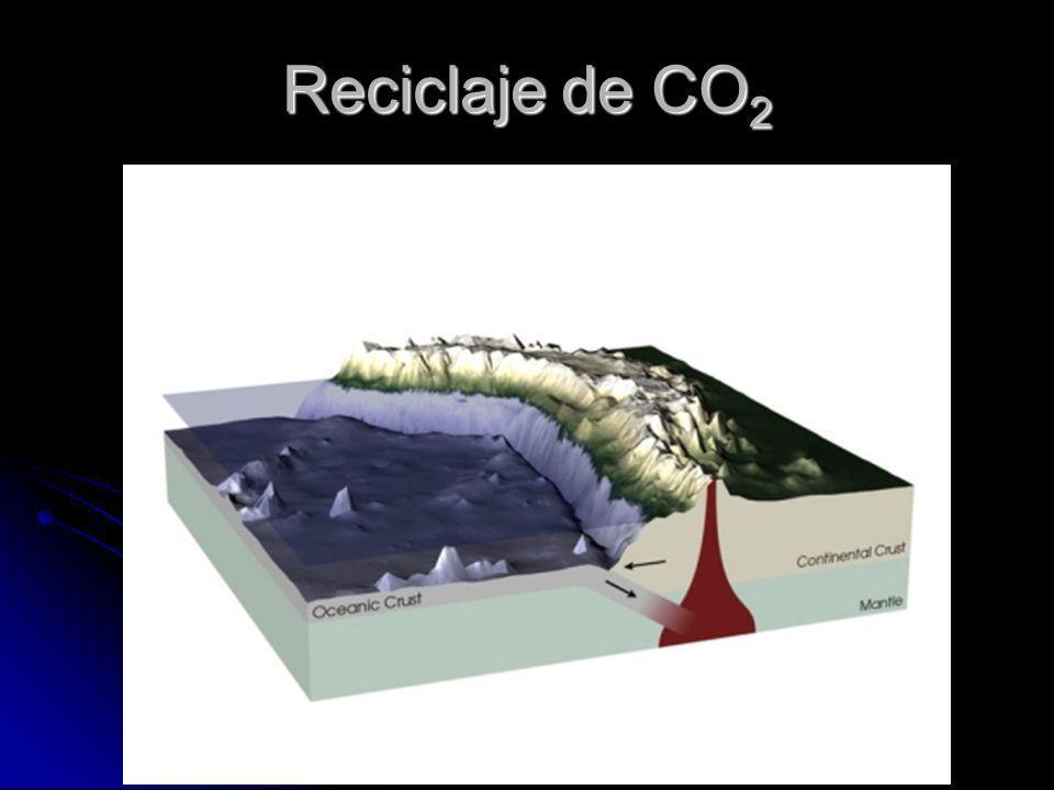 Reciclaje de CO 2