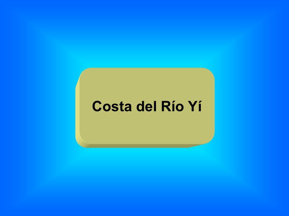Costa del Río Yí