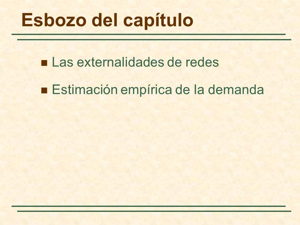 La demanda individual 2) Dos bienes se denominan complementarios si la subida (la bajada) del precio de uno de ellos provoca una disminución (un aumento) de la cantidad demandada de otro.