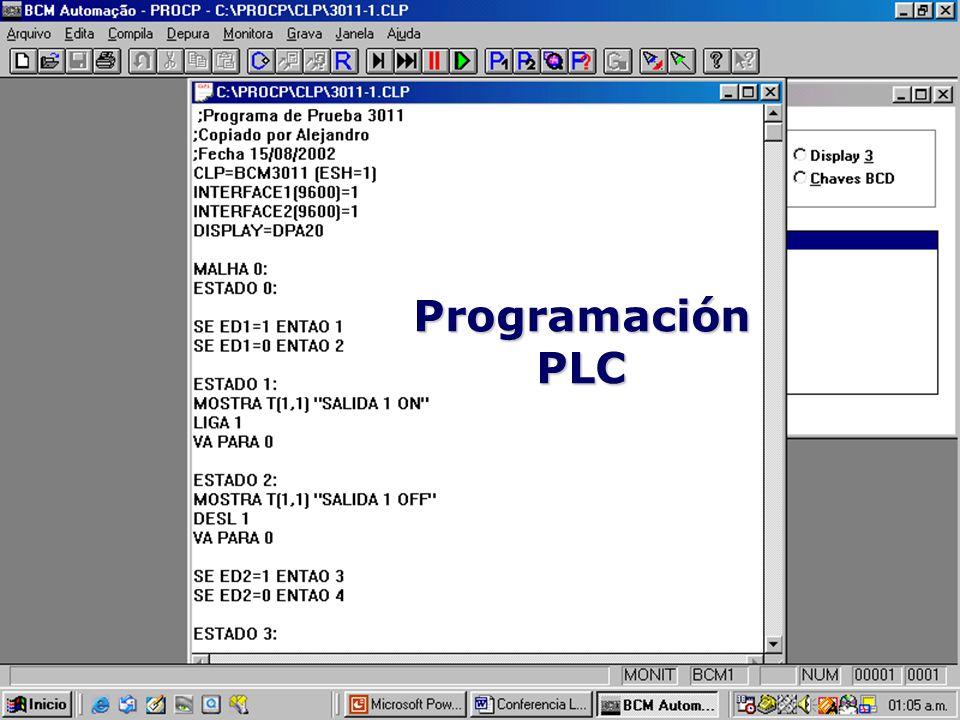 ProgramaciónPLC