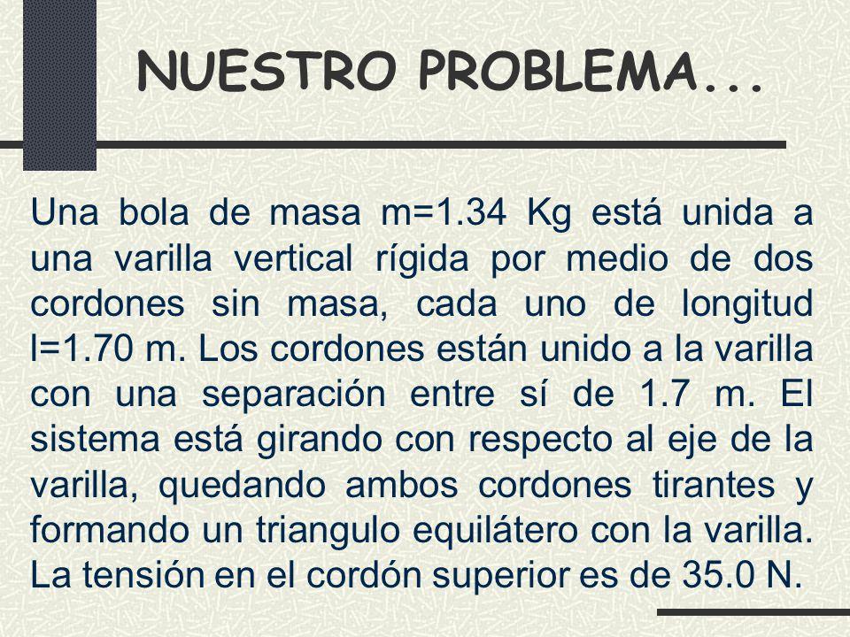 NUESTRO PROBLEMA MÁS GRÁFICO...