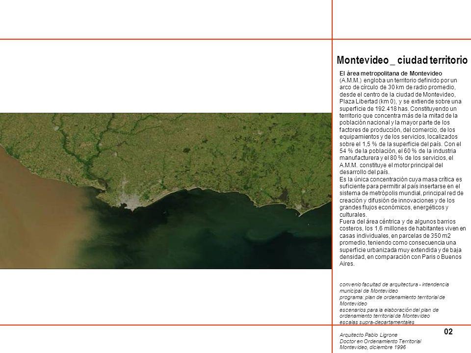 montevideo y el mar montevideo y el río de la pata la bahía costanera sur el sistema de payas