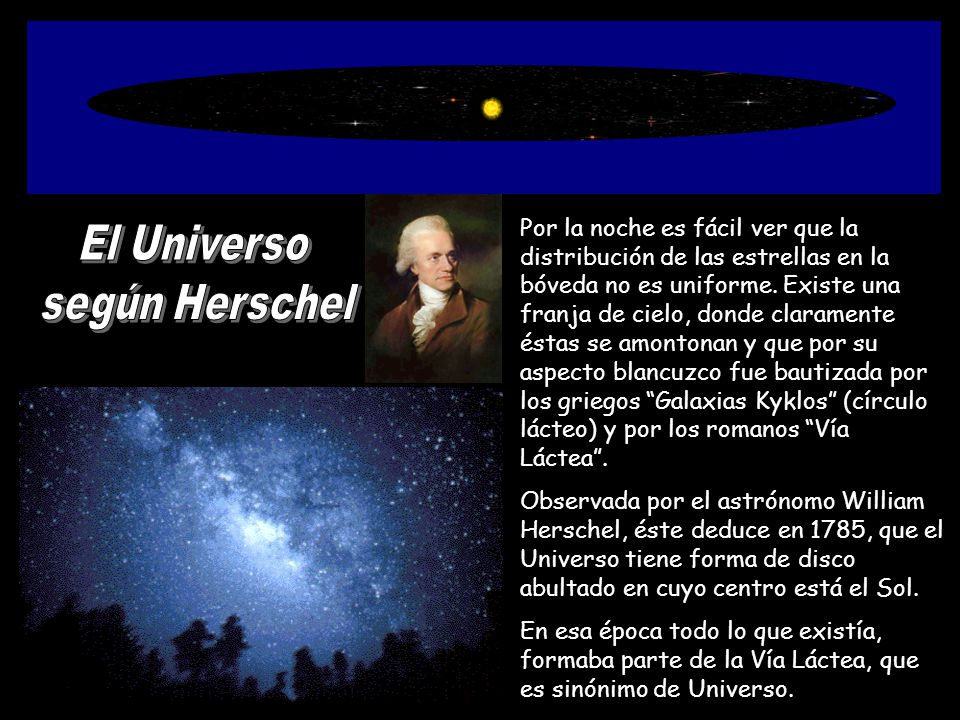 Por la noche es fácil ver que la distribución de las estrellas en la bóveda no es uniforme. Existe una franja de cielo, donde claramente éstas se amon
