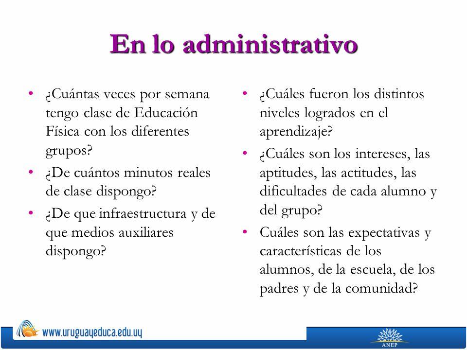 ¿Cuáles son las expectativas del mismo profesor como docente del área, enfrentando una circunstancia social y cultural.