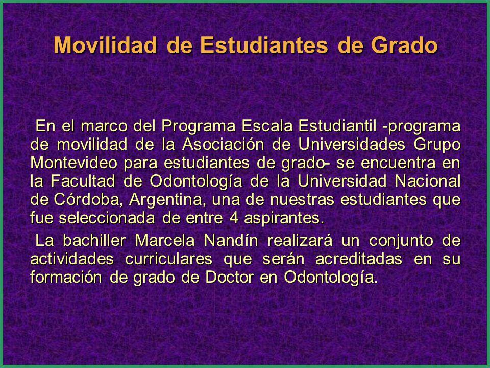 Con una conferencia de prensa a nivel local en la Regional Norte, sede Salto, se realizó el lanzamiento de la Carrera de Higienistas en Odontología.