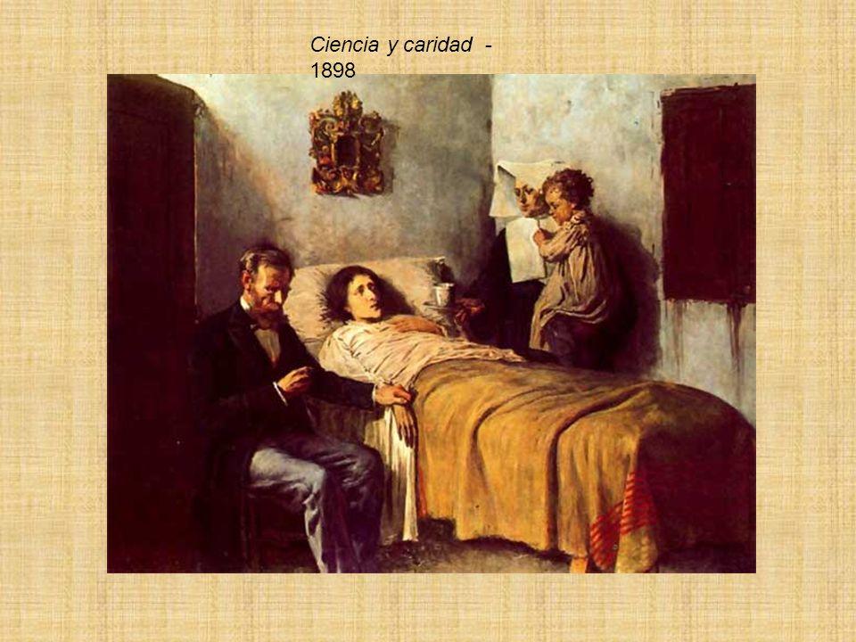 Ciencia y caridad - 1898