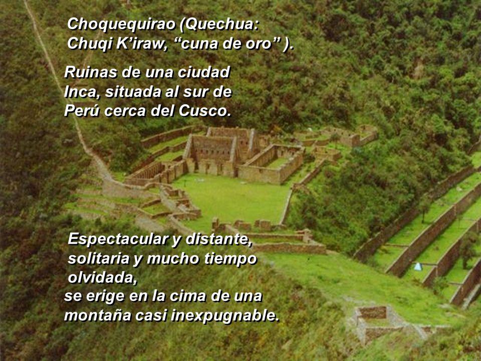 Estas condiciones geográficas fueron aprovechadas de manera prodigiosa por los incas. Alberga una ecología particular, que se caracteriza por la abund