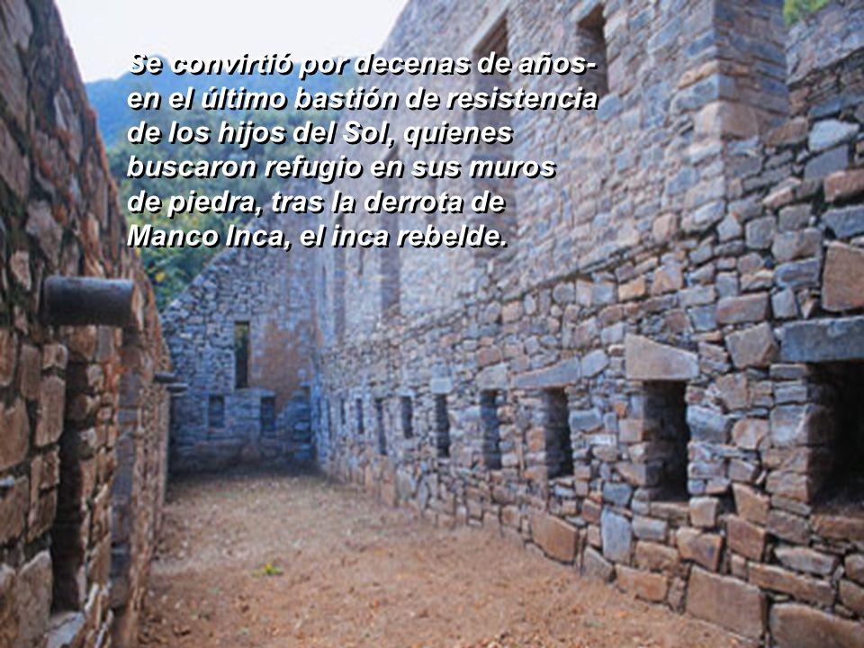 Choquequirao (Quechua: Chuqi Kiraw, cuna de oro ). Choquequirao (Quechua: Chuqi Kiraw, cuna de oro ). Ruinas de una ciudad Inca, situada al sur de Per