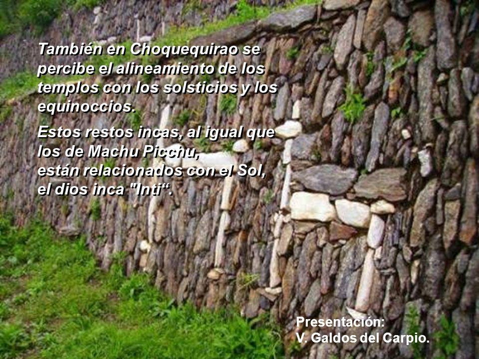 Se han descubierto más de 30 figuras geométricas de llamas de piedra blanca perfectamente alineadas, en lo que podría ser la entrada al Valle Sagrado