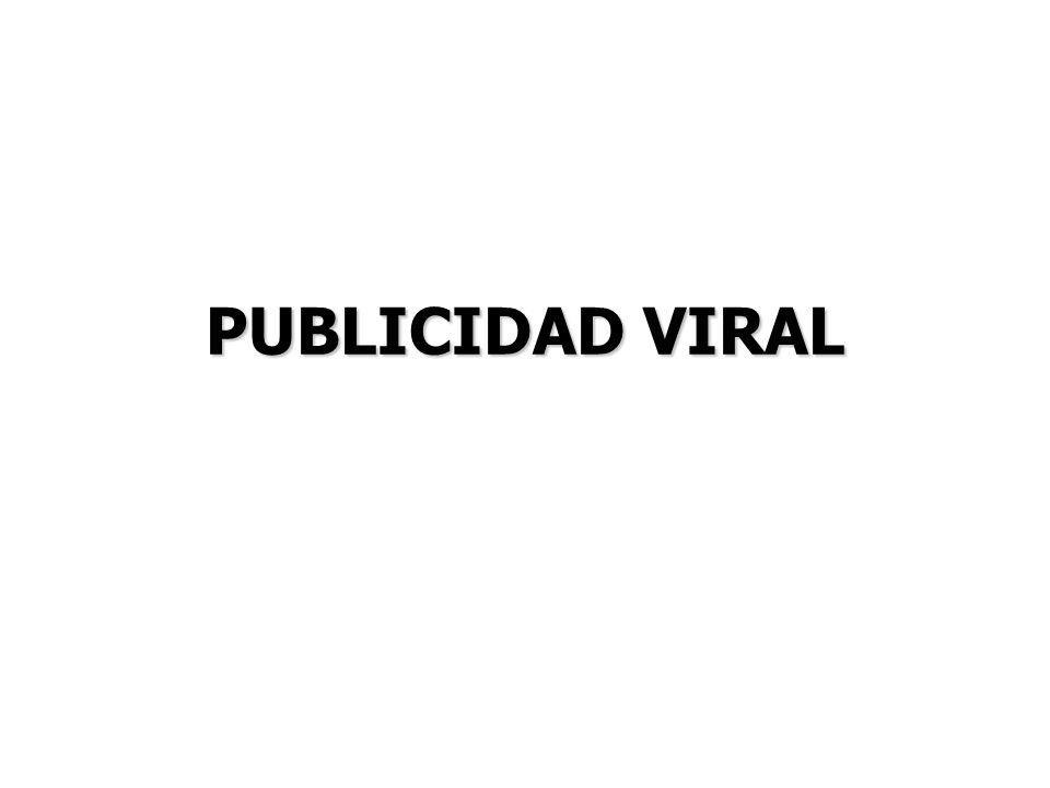 PUBLICIDAD VIRAL