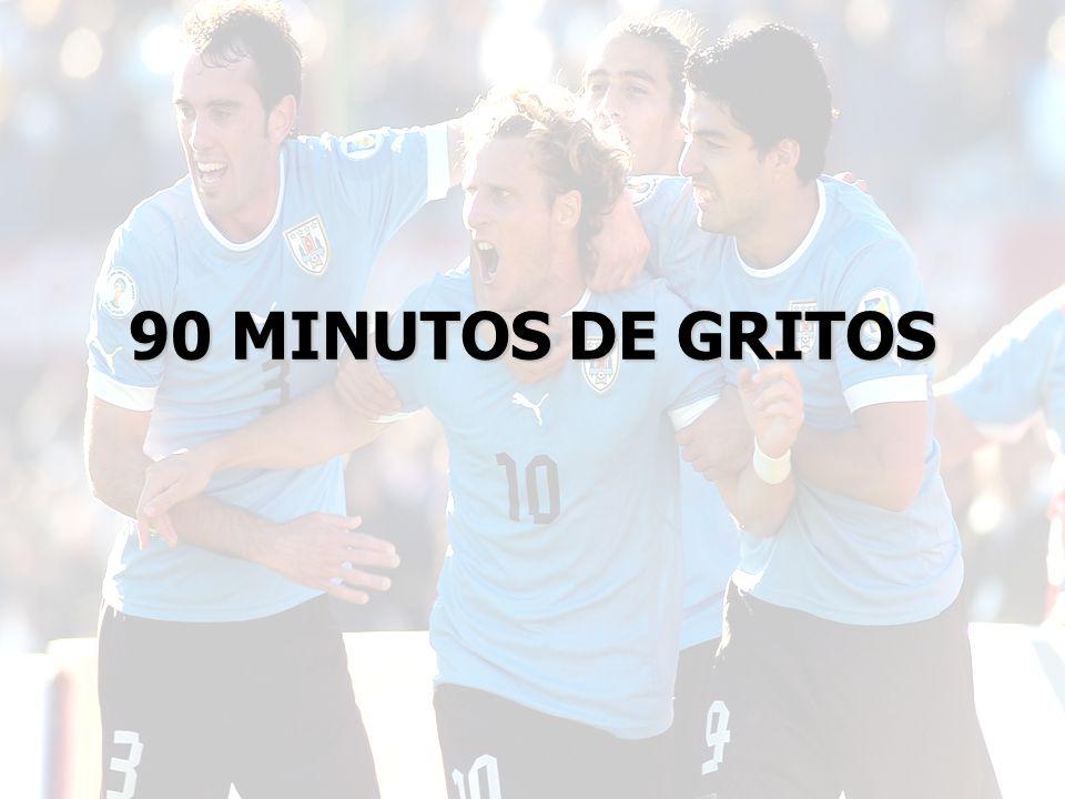 90 MINUTOS DE GRITOS