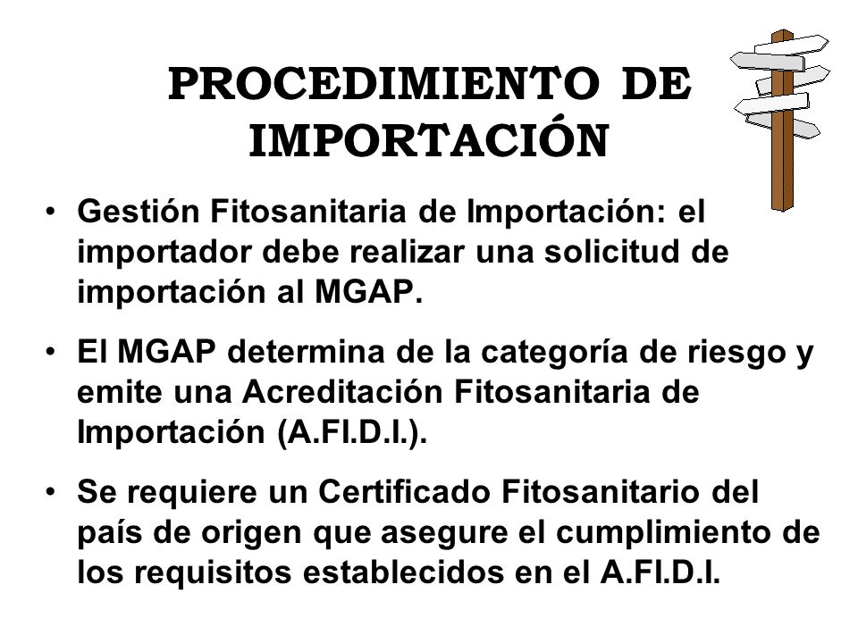 Conceptos importantes: Cuarentena Plaga cuarentenaria Análisis de riesgo sanitario Certificación y certificación sanitaria
