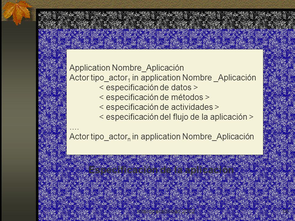Interoperabilidad 200216 Application Nombre_Aplicación Actor tipo_actor 1 in application Nombre _Aplicación....