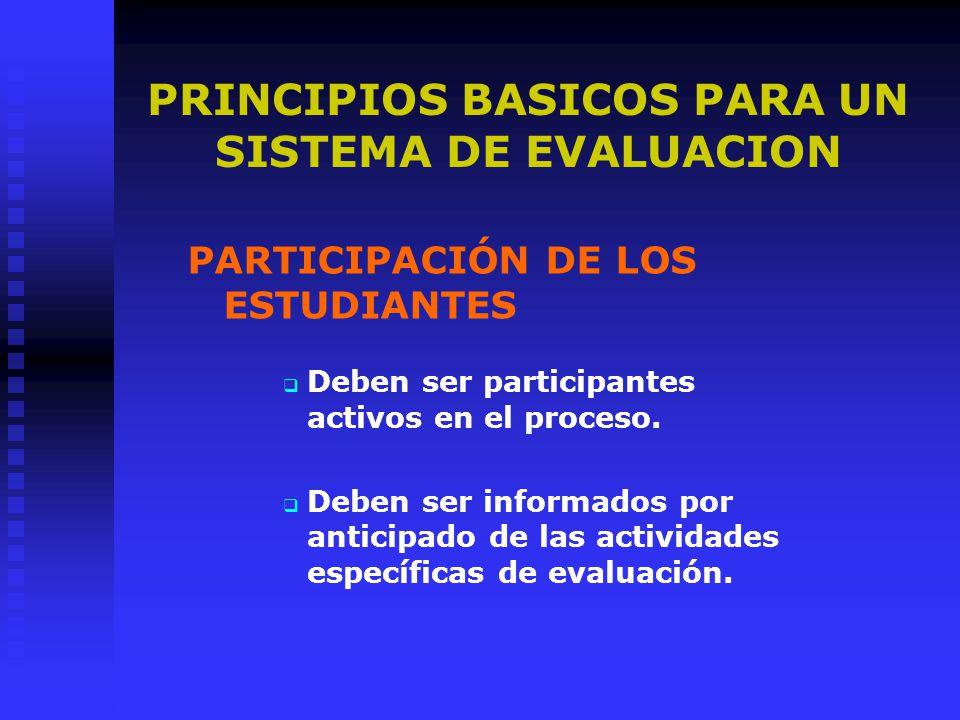 Características: Estar orientada al problema Ser interdisciplinaria Adoptar la práctica Cubrir grupos de competencias Demandar habilidades analíticas Combinar la teoría y la práctica EVALUACION INTEGRAL U HOLISTICA