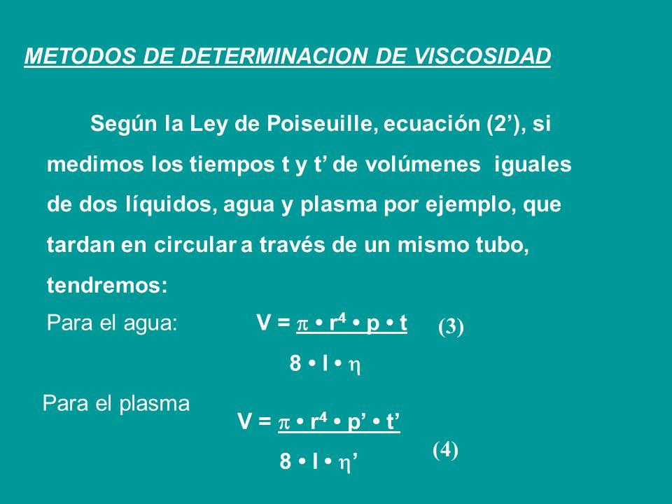 Factores que condicionan la viscosidad: A) Concentración: a temperatura constante, a medida que aumenta la concentración del soluto (sustancias disuel