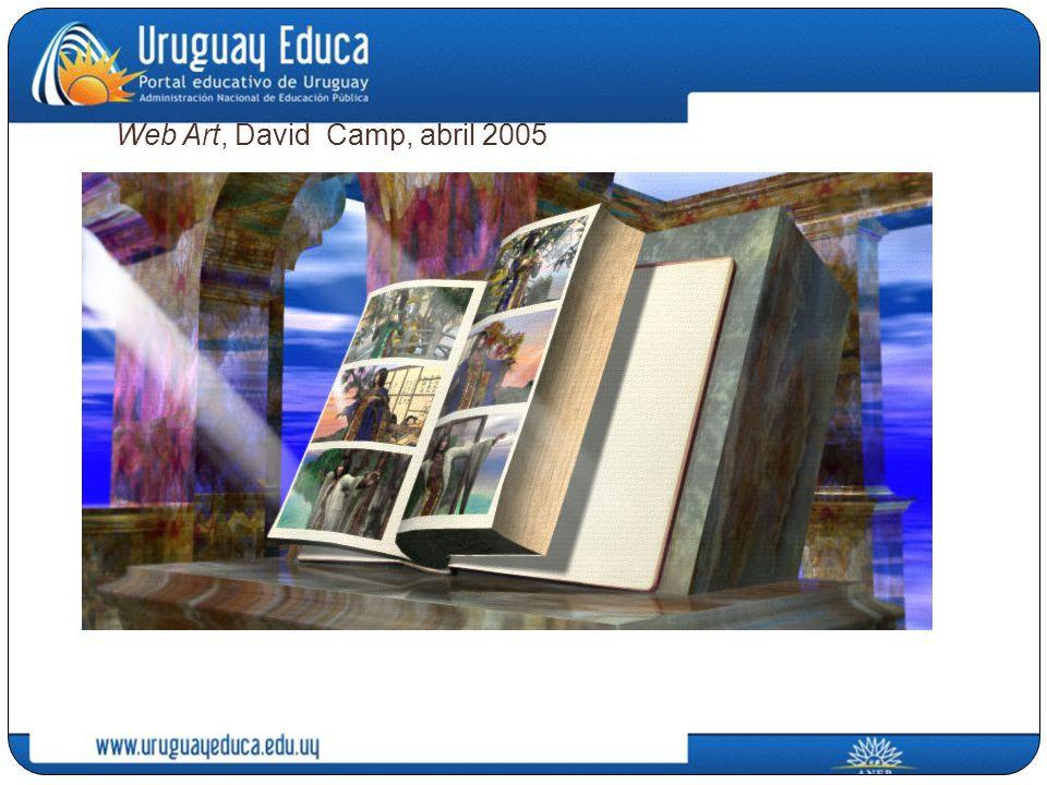 Web Art, David Camp, abril 2005