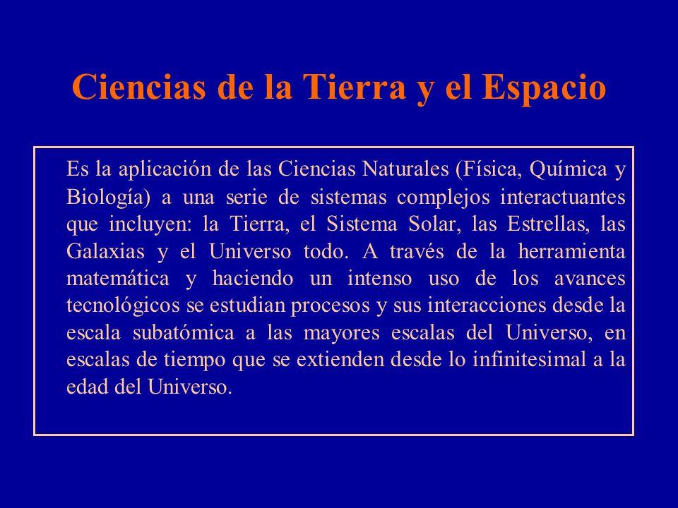 Plan ´41 (´76) vs Reforma Astronomía – Una asignatura dentro de un paquete de 12 asignaturas de igual valor.