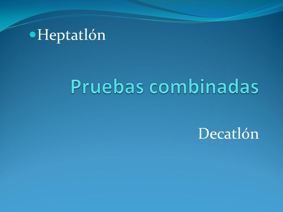 Decatlón Heptatlón