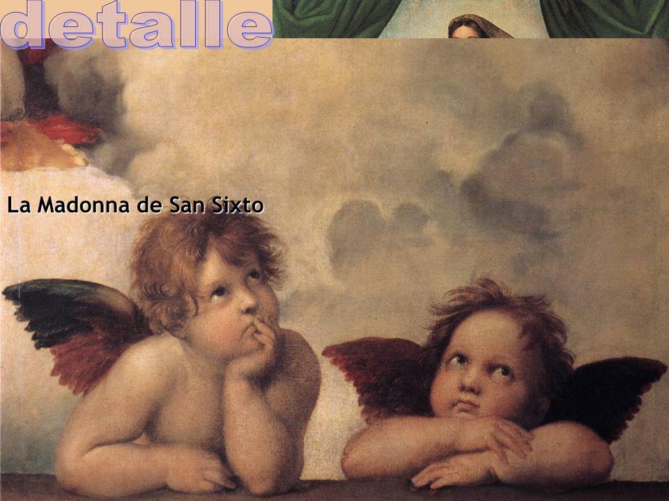 La Madonna de San Sixto