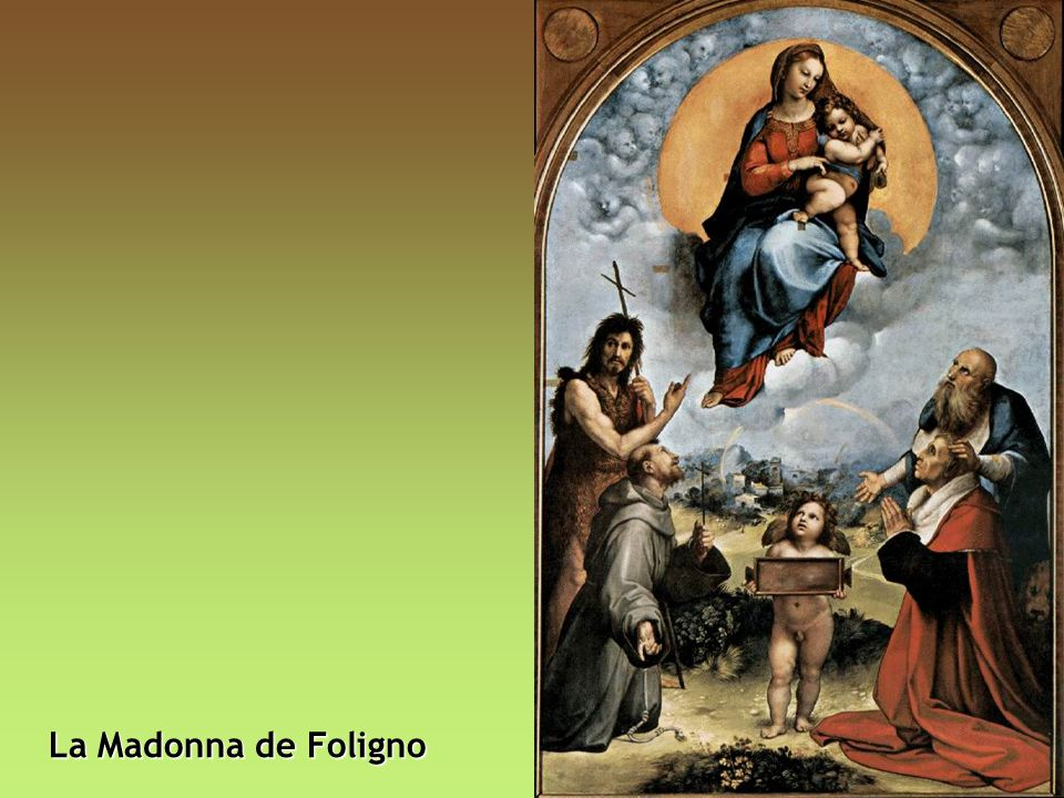 La Madonna de Foligno