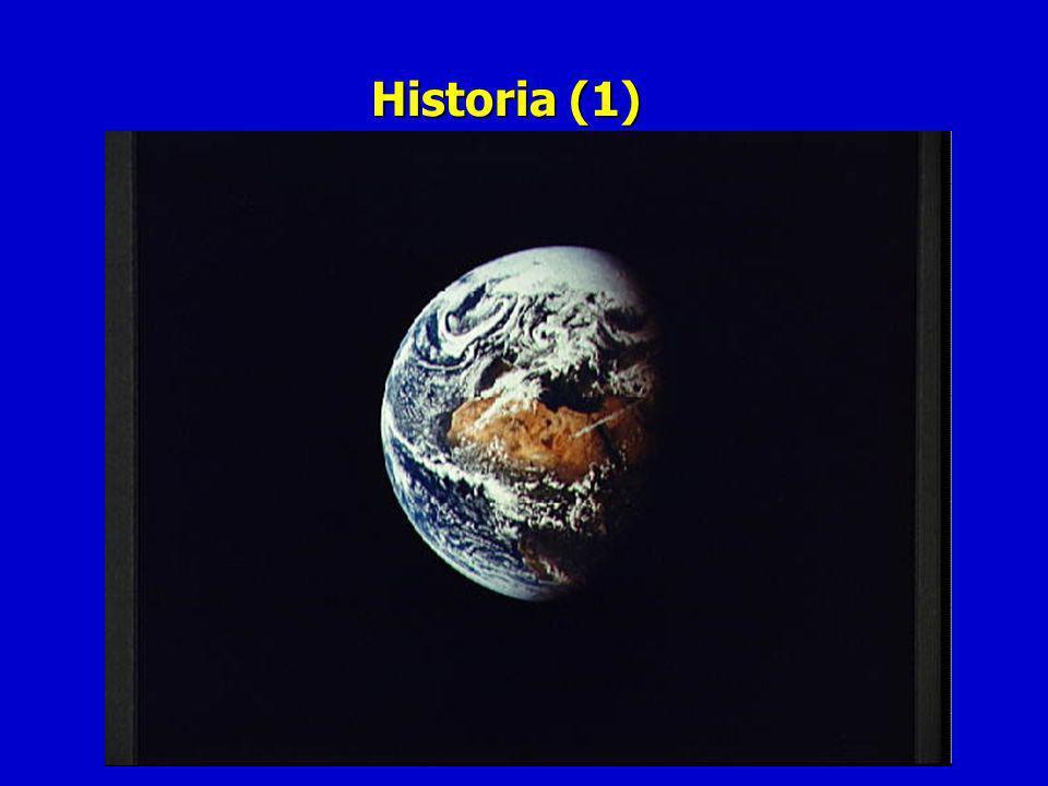 Las Ciencias del Espacio y el desarrollo de CST (1) l La dinámica terrestre no puede ser entendida sin considerar los forzantes externos a la Tierra, ya que la Tierra no es un sistema aislado.