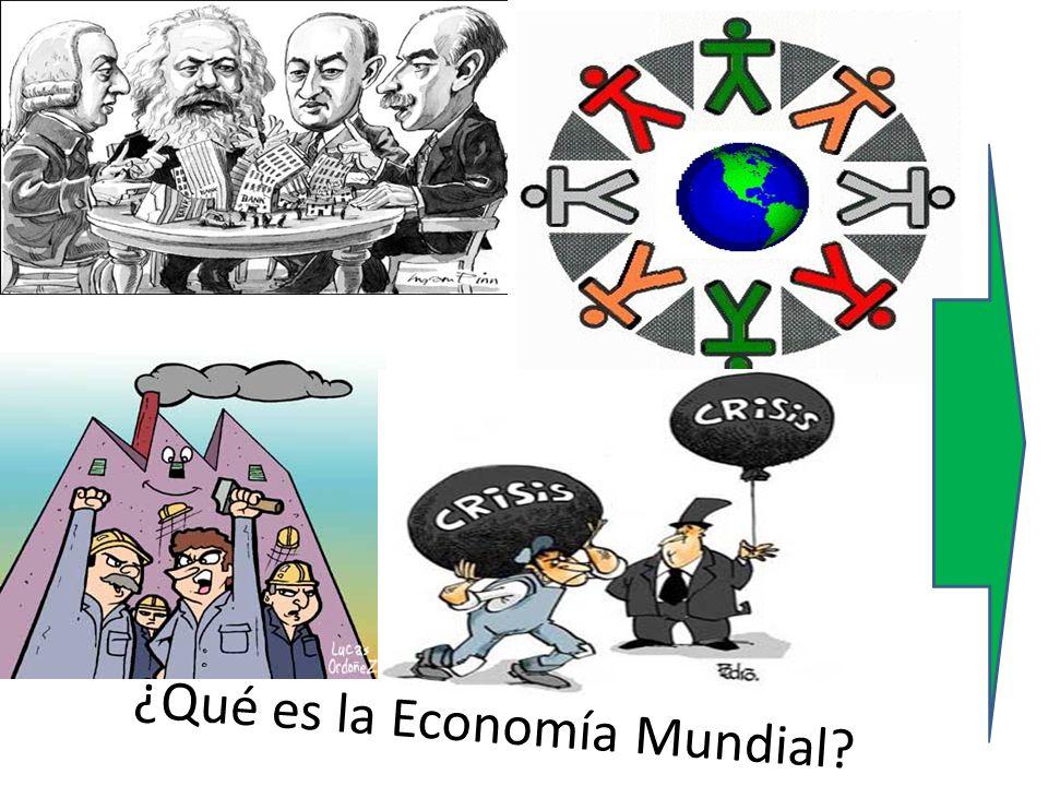 ¿Qué es la Economía Mundial?