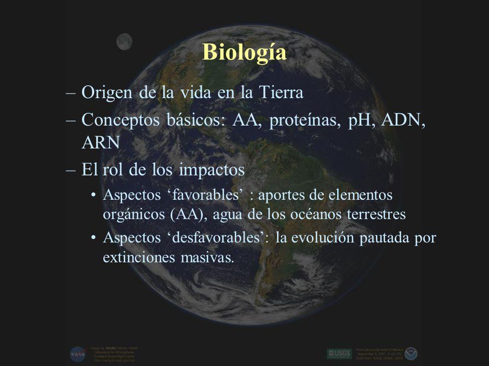 C. T. E como disciplina integradora en el nuevo bachillerato Andrea Sánchez y Gonzalo Tancredi Depto. Astronomía - Fac. Ciencias