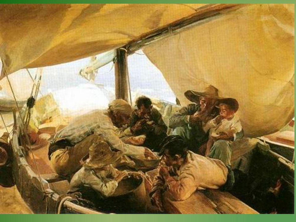 Joaquín Sorolla y Bastida, pintor español vinculado al Impresionismo, nace en Valencia en 1863, cuando el movimiento en Francia estaba en pleno apogeo.