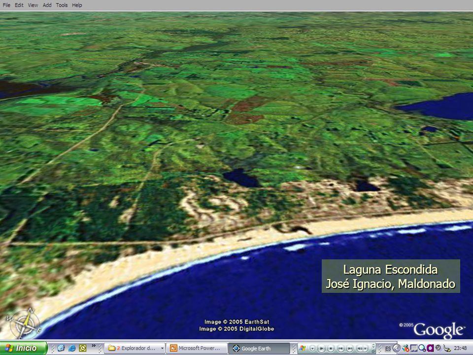 Laguna Escondida José Ignacio, Maldonado